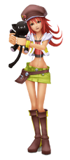Shiki Misaki - Kingdom Hearts 3D