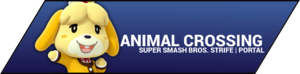 SSBStrife portal image - Animal Crossing