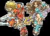 Hero and Heroine (Secret of Mana)