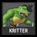 Super Smash Bros. Strife SR enemy box - Kritter