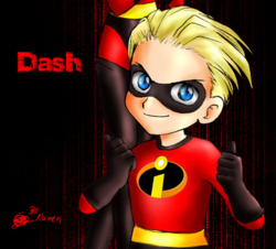 Dash by Ileranerak