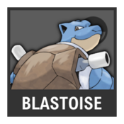 Super Smash Bros. Strife Pokémon box - Blastoise