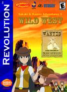 Sakaki and Kaorin Adventures 2 Wild West Box Art