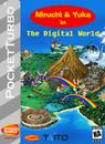 Miruchi and Yuka in The Digital World Box Art 5