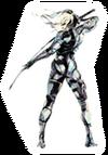 Brawl Sticker Raiden (MGS2 Sons of Liberty)