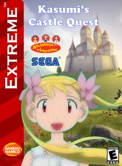 Kasumi's Castle Quest Box Art