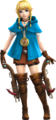 Super Smash Bros. Strife recolour - Linkle 7