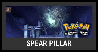 Super Smash Bros. Strife stage box - Spear Pillar