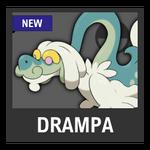 Super Smash Bros. Strife Pokémon box - Drampa