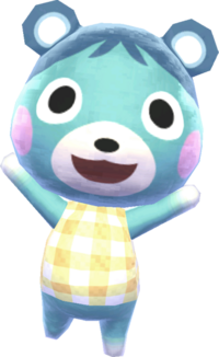 Bluebear - New Leaf