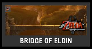Super Smash Bros. Strife stage box - Bridge of Eldin