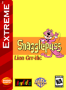 Snagglepuss Lion Grr-ific Box Art 1