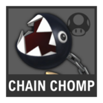 Super Smash Bros. Strife Assist box - Chain Chomp
