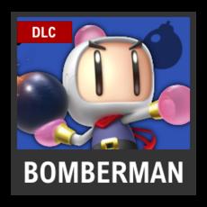 Super Smash Bros. Strife character box - Bomberman