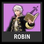 Super Smash Bros. Strife character box - Robin M