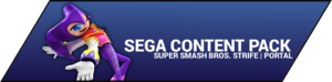 Super Smash Bros. Strife portal image - SEGA DLC