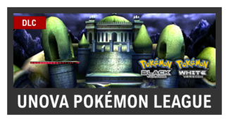 Super Smash Bros. Strife stage box - Unova Pokémon League