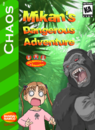 Mikan's Dangerous Adventure Box Art 1