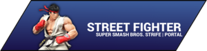 SSBStrife portal image - Street Fighter