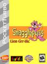 Snagglepuss Lion Grr-ific Box Art 4