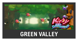Super Smash Bros. Strife stage box - Green Valley