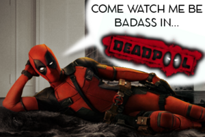 IP's Deadpool poster