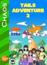 Tails Adventure 2 Box Art 4