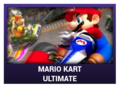 J-Games game box - Mario Kart Ultimate