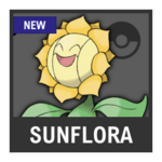 Super Smash Bros. Strife Pokémon box - Sunflora