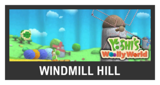 Super Smash Bros. Strife stage box - Windmill Hill