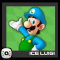 ACL Mario Kart 9 character box - Ice Luigi