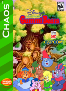 Disney's Gummi Bears Box Art 2