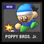 Super Smash Bros. Strife Assist box - Poppy Bros. Jr.