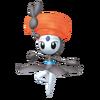 Super Smash Bros. Strife recolour - Meloetta-Pirouette 4