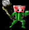 Super Smash Bros. Strife recolour - Chibi-Robo 6