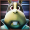 Star Fox 64 3D headshot - Peppy Hare