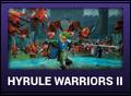 J-Games game box - Hyrule Warriors 2