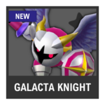 Super Smash Bros. Strife Assist box - Galacta Knight