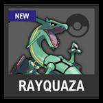 Super Smash Bros. Strife Pokémon box - Rayquaza