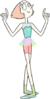 Pearl transparent