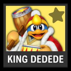 Super Smash Bros. Strife character box - King Dedede