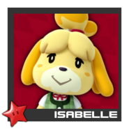 ACL Mario Kart 9 character box - Isabelle