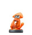 Squid 2 - Splatoon amiibo