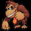 SSB64 Donkey Kong