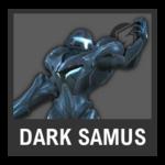 Super Smash Bros. Strife Assist box - Dark Samus