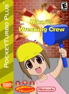 Hikari's Wrecking Crew Box Art 3