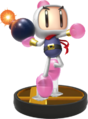 Bomberman - SSBStrife amiibo