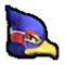 SSBStrife head icon - Falco 0