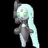 Super Smash Bros. Strife recolour - Meloetta-Aria 2