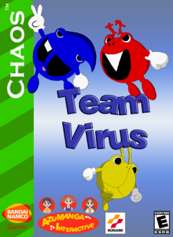 Team Virus Box Art